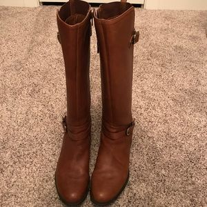 Wide calf. Naturalizer boots